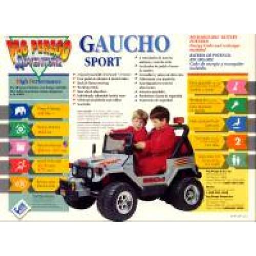 gaucho sport by peg perego