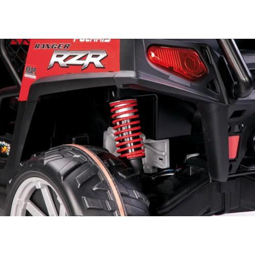 Power Wheels For Big Kids >> Peg Perego 24V Polaris Ranger RZR Red IGOD0516US - KidsWheels