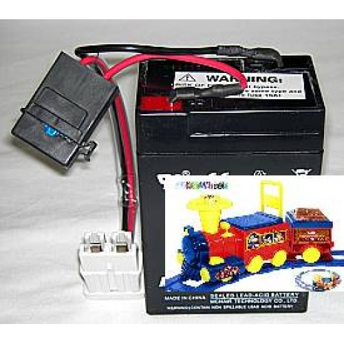 Little Tikes Train Replacement Parts : V little tikes tek nek battery futrn kidswheels