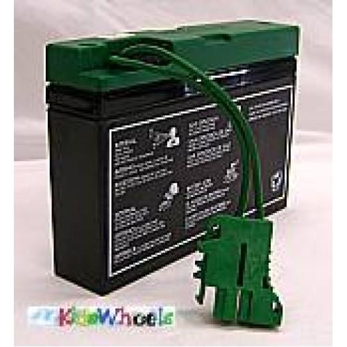 Peg Perego 6v Battery Slim Iakb0508 Discontinued Use