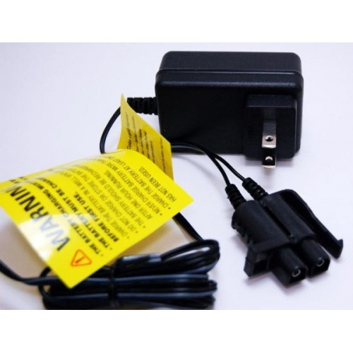 feber 6v battery charger instructions
