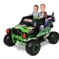 Monster Jam Parts - KidsWheels