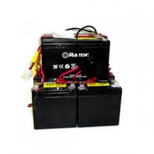 Razor 36v Mx500  Mx650 Battery W  Fuse W15128190003