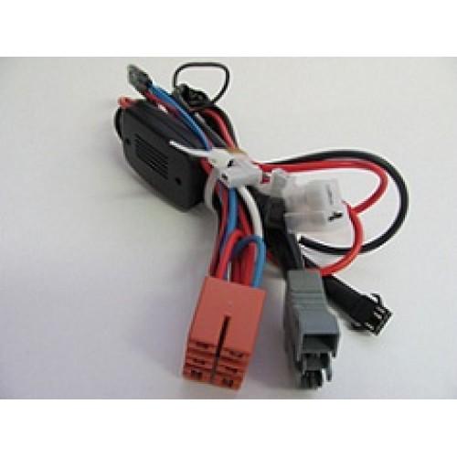 pegperego 24v polaris rzr main wire harness