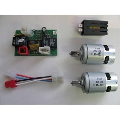 Peg Perego Replacement Parts : Peg perego v polaris rzr series upgrade kit