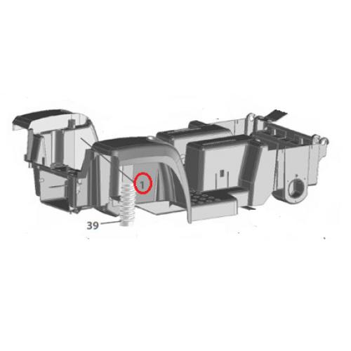 Peg Perego Replacement Parts : Peg perego john deere gator hpx se main body spst jvb