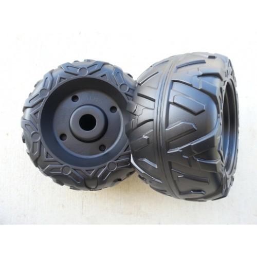 Peg Perego Replacement Parts : Peg perego polaris ranger rzr rear wheels set of