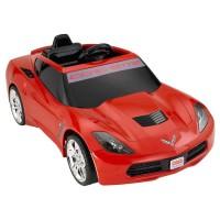 Power Wheels 12V Corvette X6218