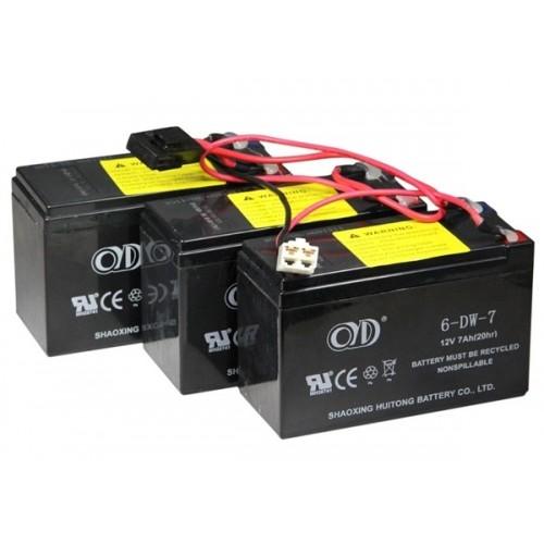 Razor 36v Eco Smart Battery W Fuse W13114501003 Kidswheels