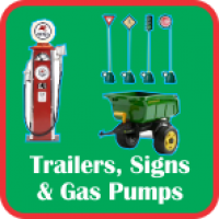Trailers - Gas Pumps - Signs