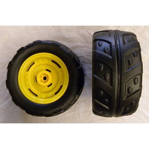 Peg Perego Tractor Parts : Peg perego v tractors front wheels set of sarp dny