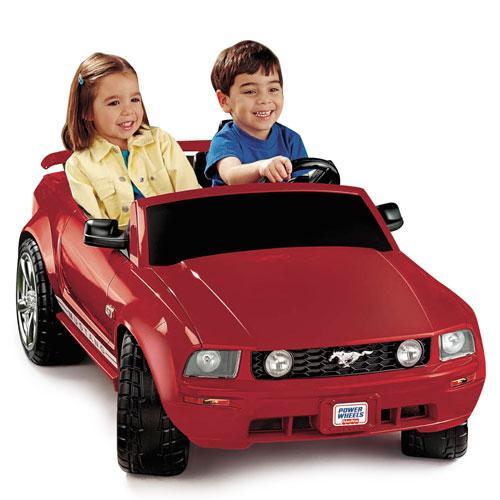 Toys R Us Motorized Vehicles : Power wheels wheel driver mustang kidswheels