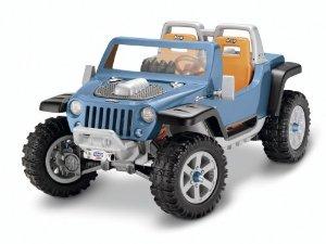 Power Wheels Jeep Hurricane Grill w/ headlights J4394-9709