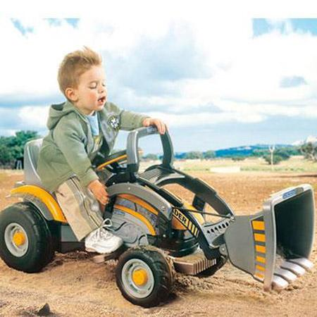 peg perego john deere tractor assembly instructions