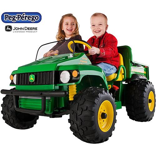 John Deere Ride On Toys >> Peg Perego John Deere Gator Rear Wheels Set Of 2 Sarp9023sny Sarp9023dny