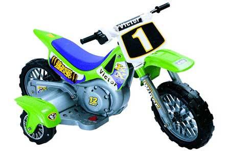 Kawasaki Super Shock Power Wheels Parts