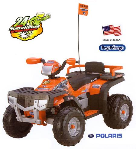 24 and 36 volt kids toys