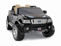 Ford F-150 Power Wheels Ride on Toy