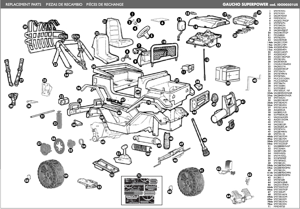Ford 6 4 Powerstroke Engine Parts Diagram