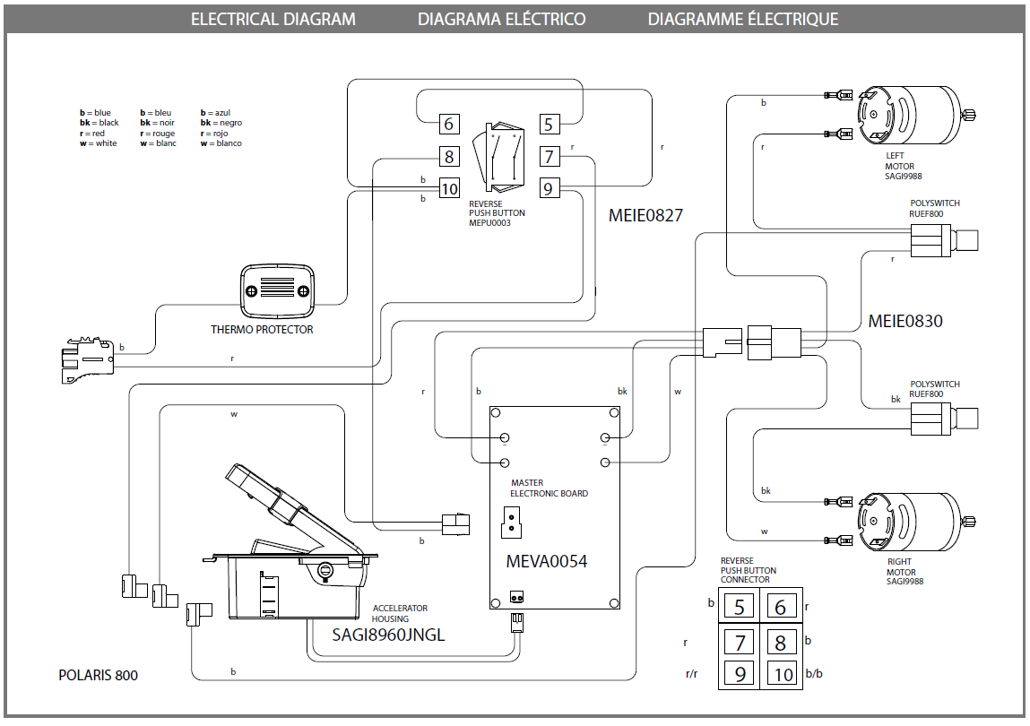 Rzr Wiring Diagram Will Be A Thing Polaris Ranger 700 Diff 170 Solenoid 1000