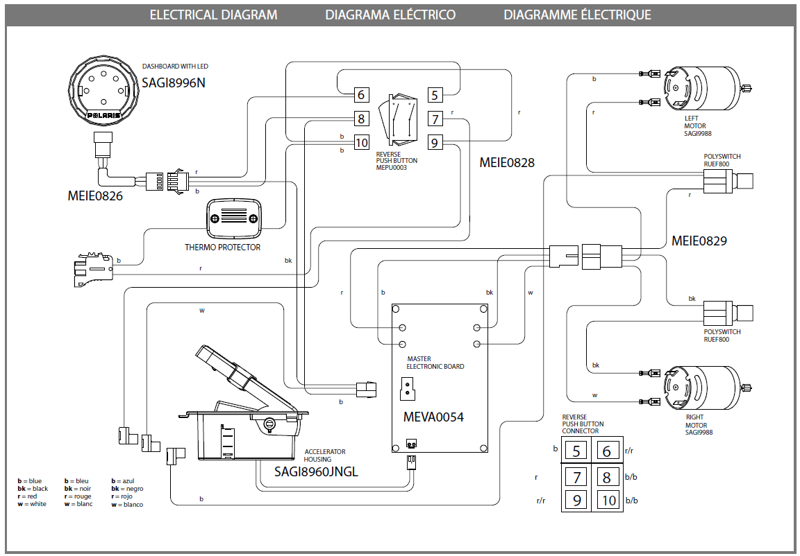 2011 polaris ranger diesel wiring diagram polaris ranger ev wiring diagram