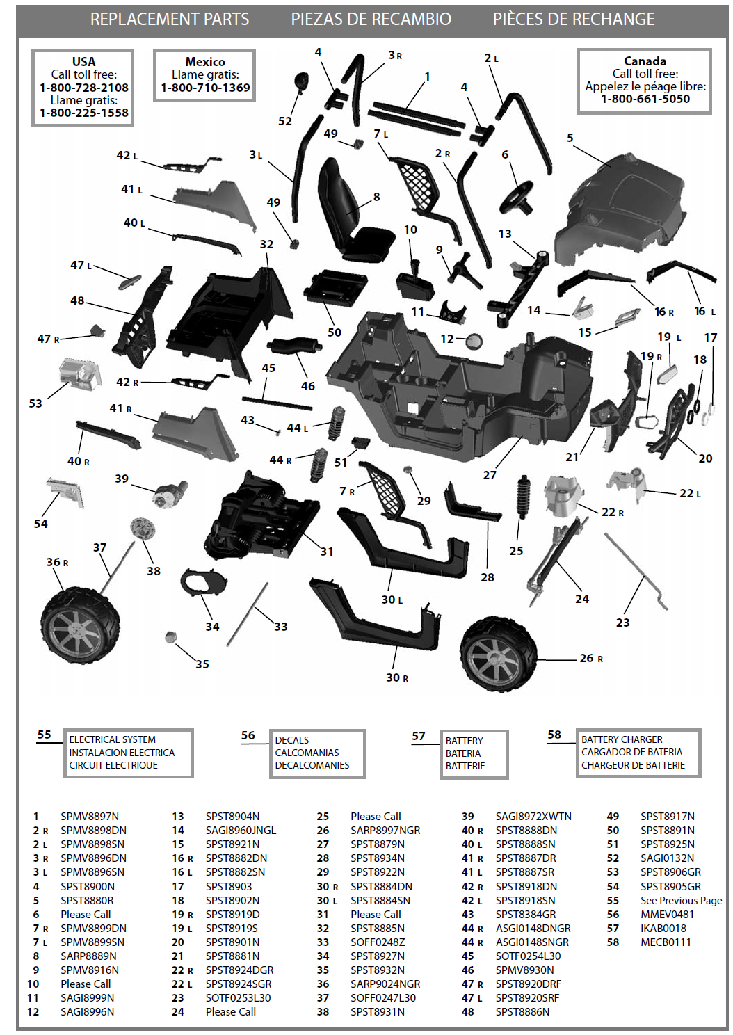34 Polaris Sportsman 800 Parts Diagram