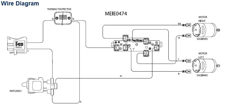 IGOR0019 parts diagram