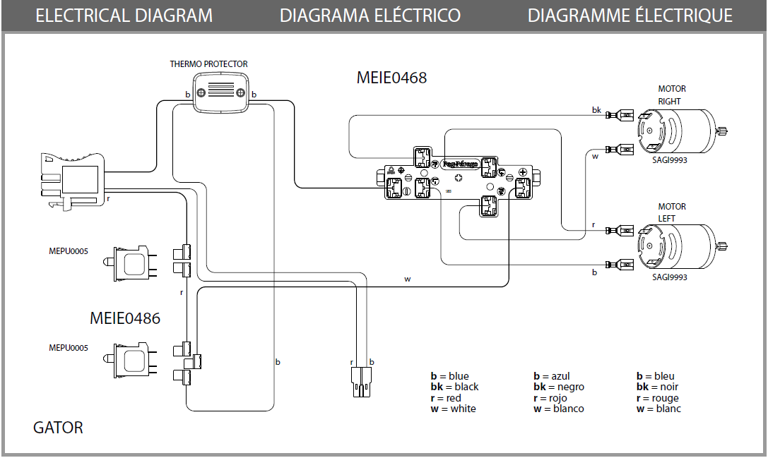 John_deere_gator_hpx_se_electric_diagram hpx gator wiring diagram diagram wiring diagrams for diy car repairs John Deere Gator HPX Ignition Wiring-Diagram at bayanpartner.co